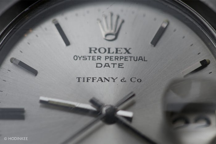Vintage Rolex Date Reference 1500