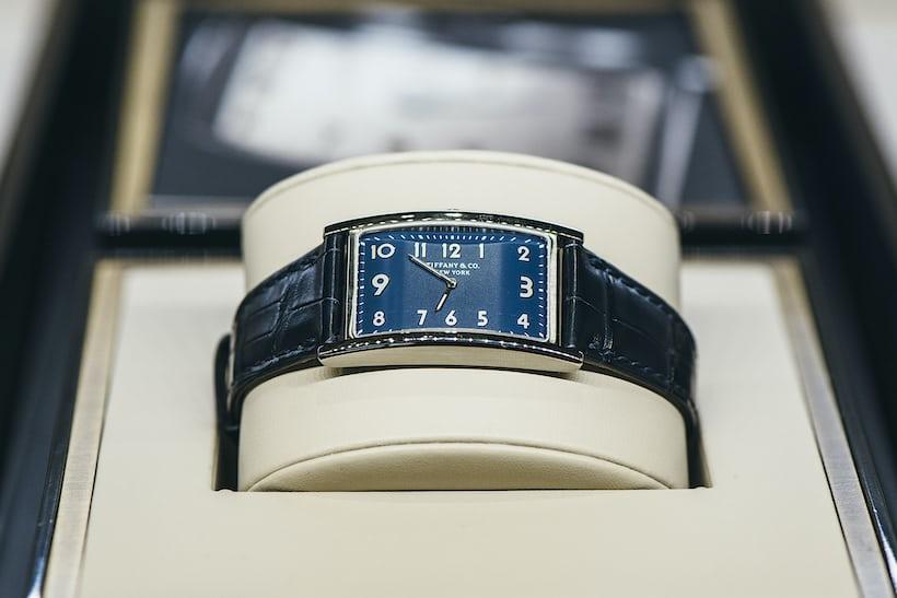 Tiffany East-West Watch