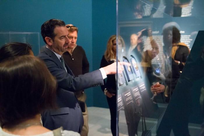 Emmanuel Breguet, Curator of the Breguet Museum, Paris