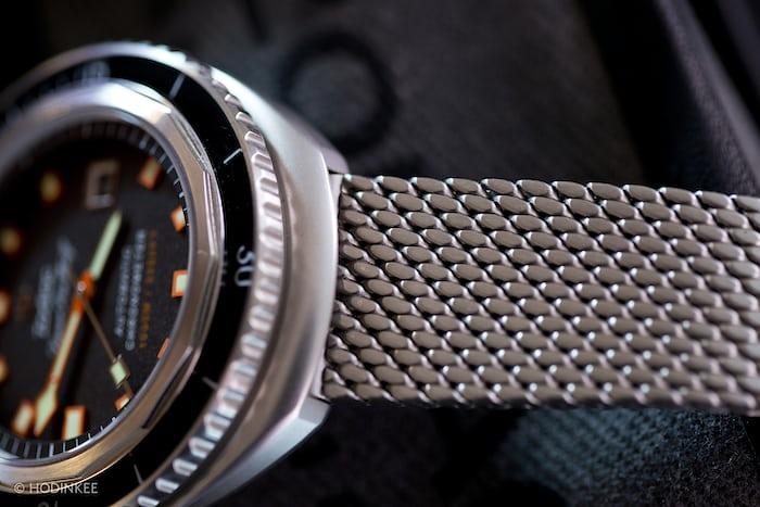 Zodiac Super Sea Wolf 68 Limited Edition COSC Chronometer