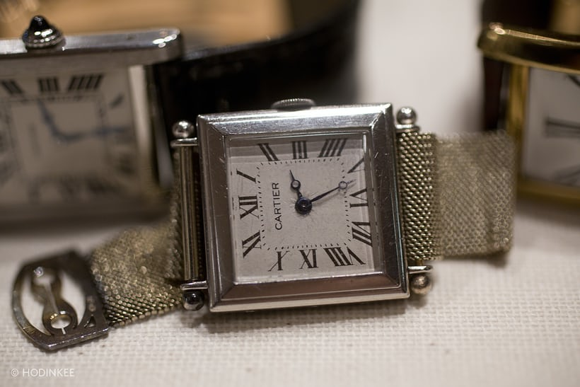 Ralph Lauren's Watch Collection