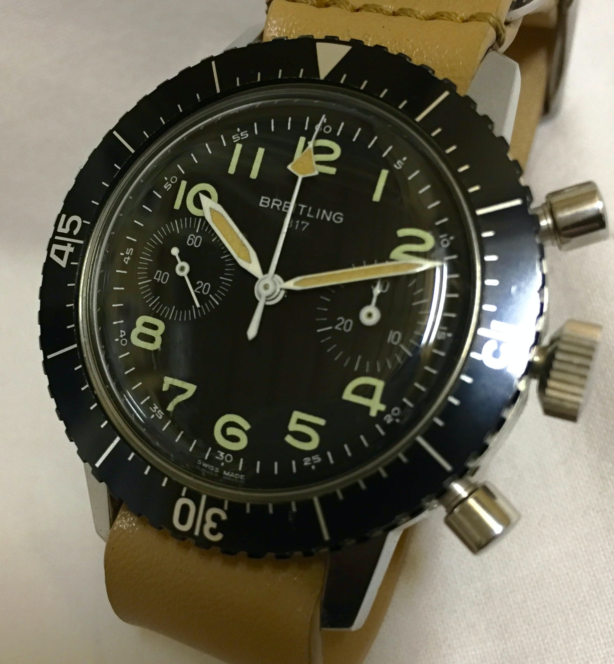 Breitling Reference 817 CP-1 E.I