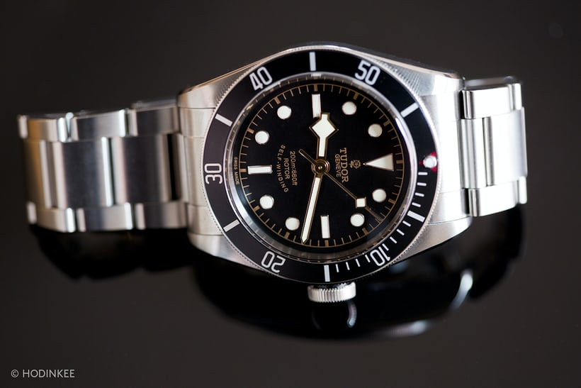 The Tudor Heritage Black Bay Black Reference 79220N