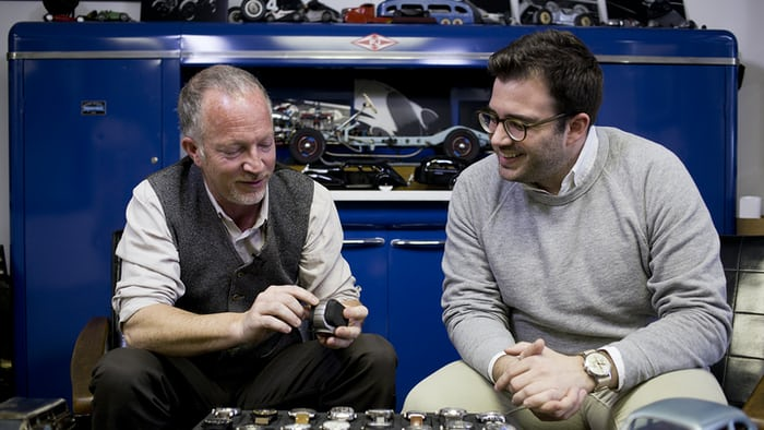 Talking Watches With Jonathan Ward