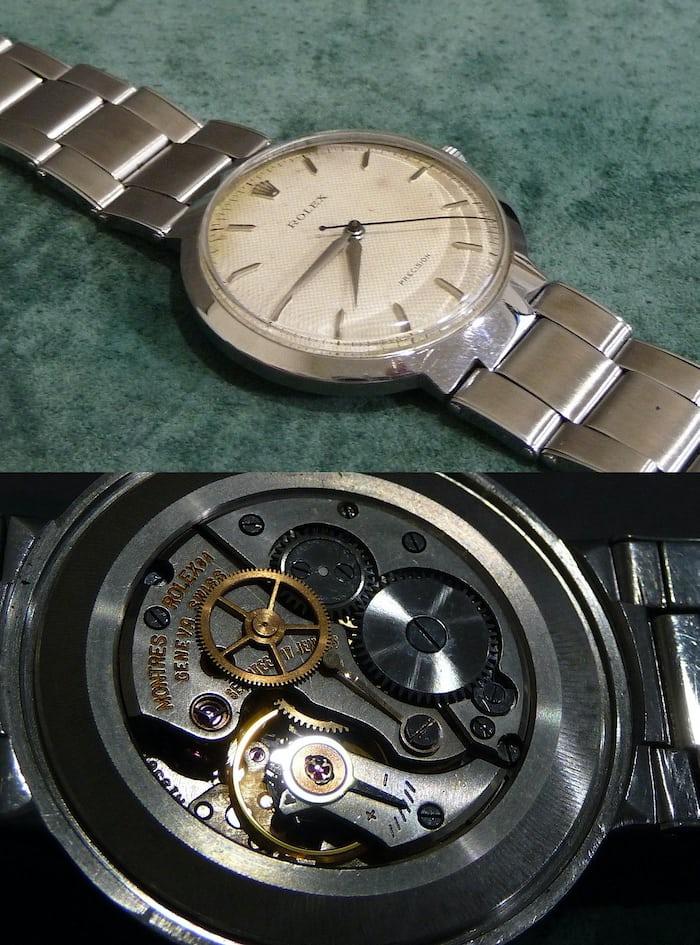 Rolex 9083 Precision