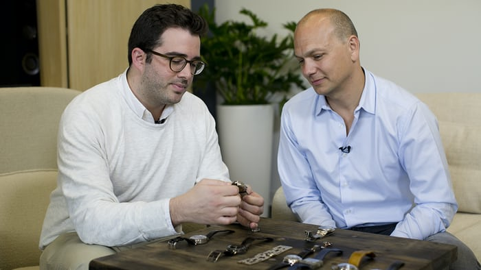 Talking Watches With Tony Fadell