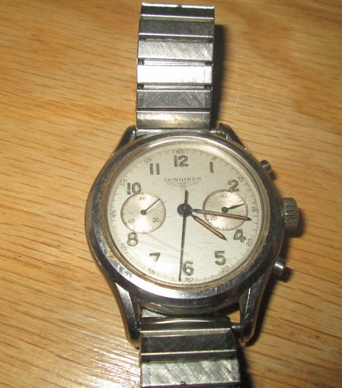 Longines Chronograph With 30CH Movement