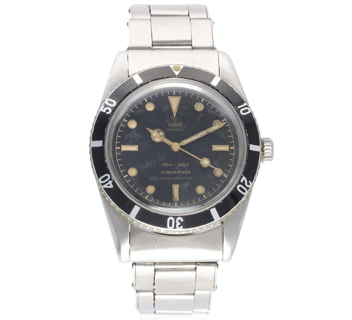 Tudor Submariner Diver Reference 7923