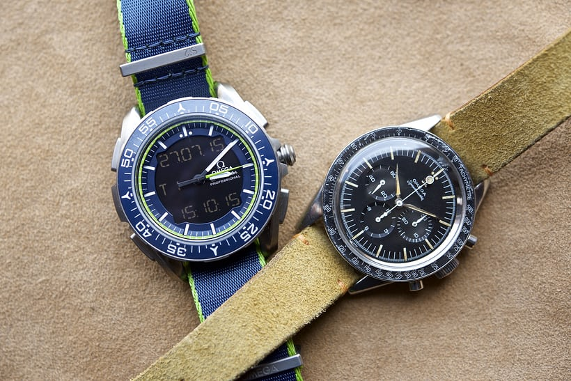 e1ea3100943 Hands-On  The Omega Speedmaster X-33 Solar Impulse - HODINKEE