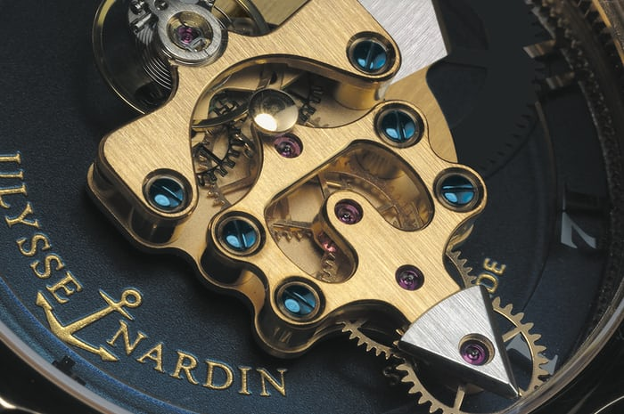 ulysse nardin freak 2001 movement