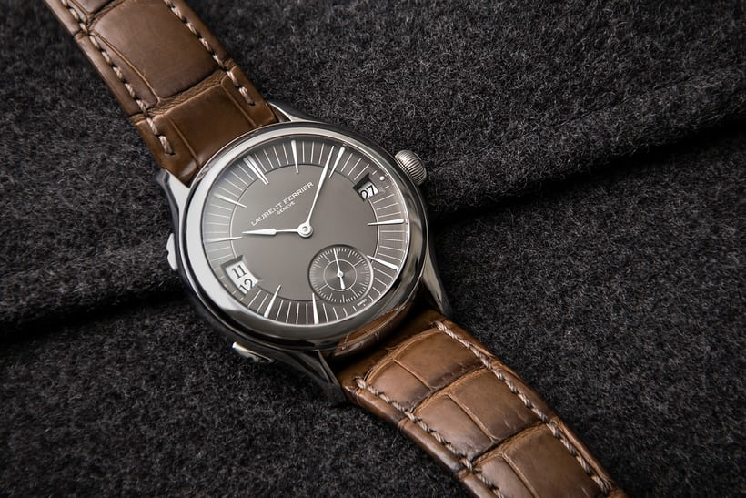 Laurent Ferrier Galet Traveller Prototype