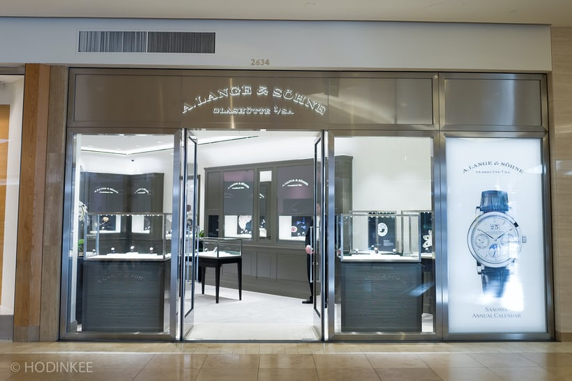 Lange Boutique South Coast Plaza