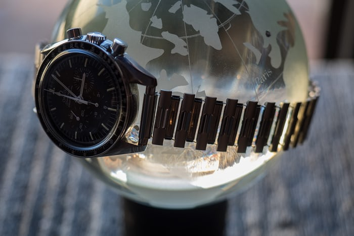 speidel twist o flex speedmaster