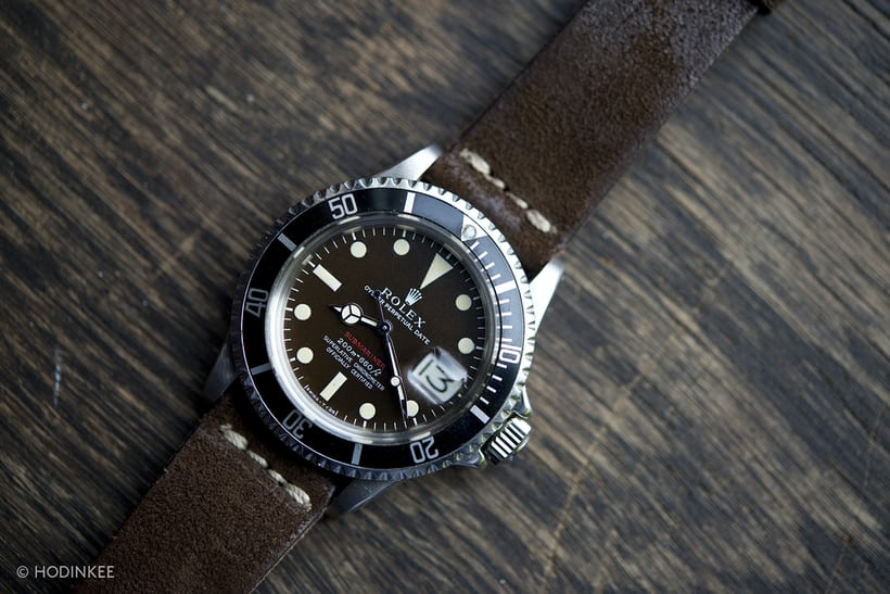 William Rohr's Rolex
