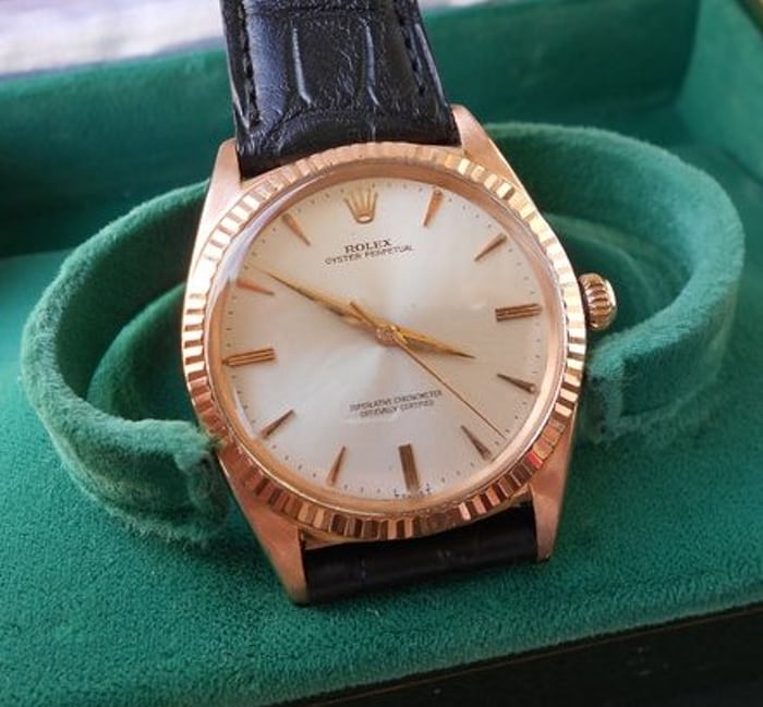 Rolex Oyster Perpetual Reference 1013