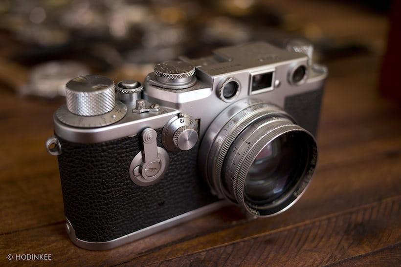 George Daniels' Leica iiif