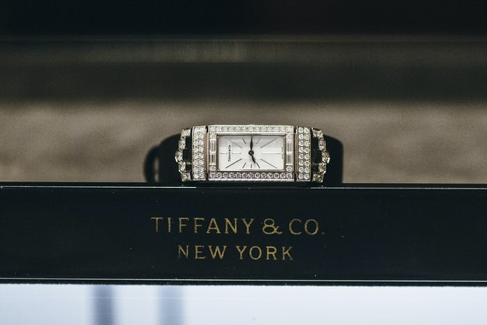 tiffany watch