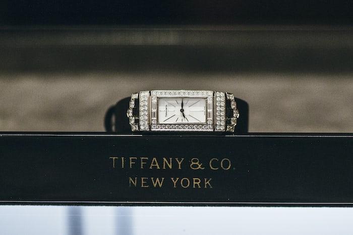 tiffany watch