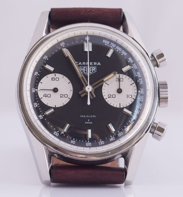 Heuer Carrera Reference 7753 NST