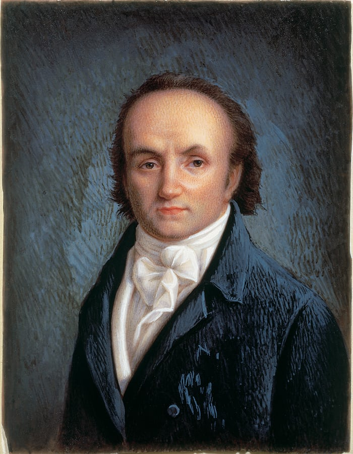 Portrait of Abraham Louis Breguet