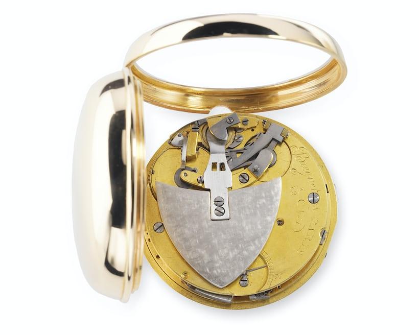 Breguet No. 1/8/82 self winding pocket watch