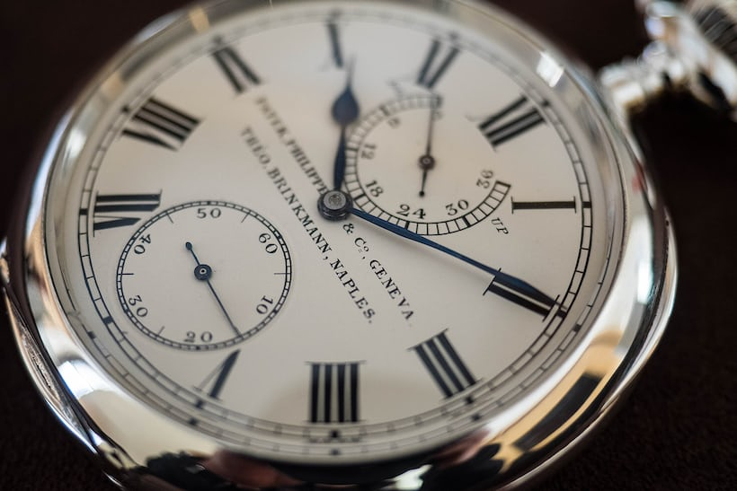 Patek Philippe Deck Watch