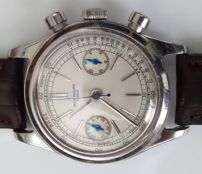Bring A Loupe: Completely Fake Patek Philippe 1463 In