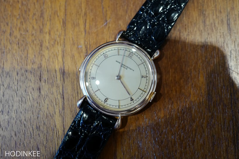 Vintage Vacheron Minute Repeater