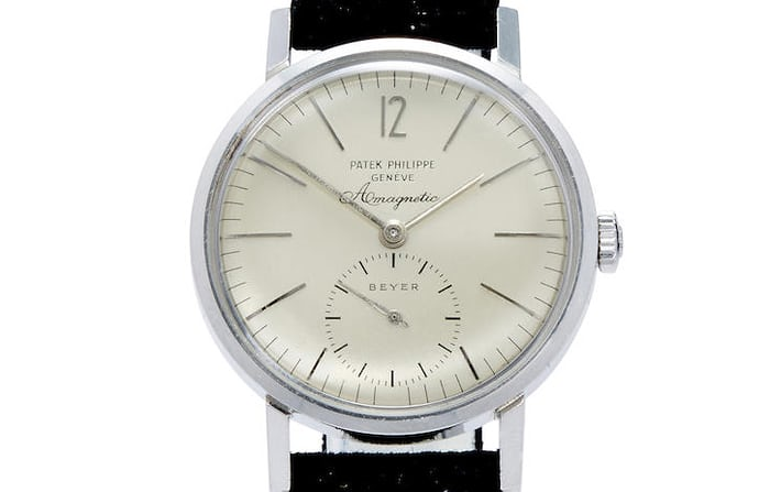 Patek Amagnetic Reference 3417
