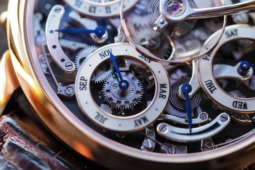 MB&F Legacy Machine Perpetual Calendar