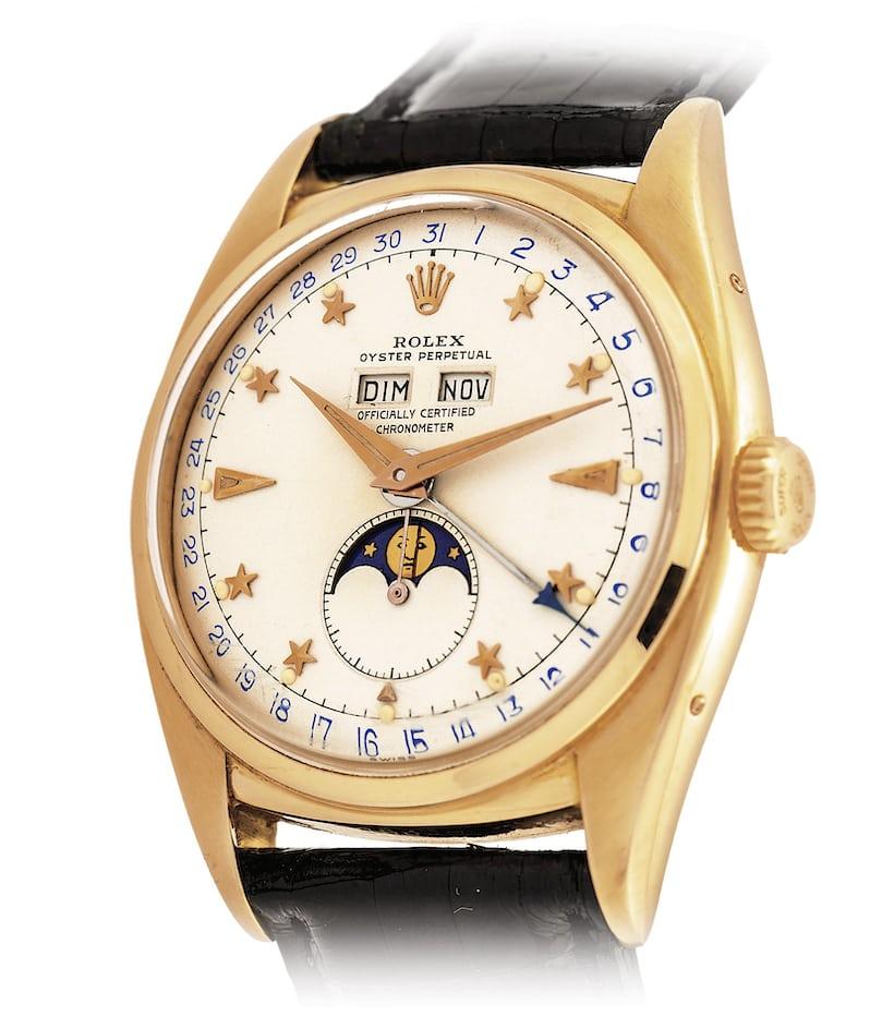 Rolex Stelline 6062 Pink