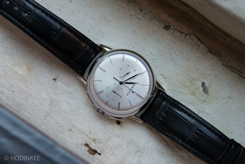 Zenith Elite Chronograph Classic 2015