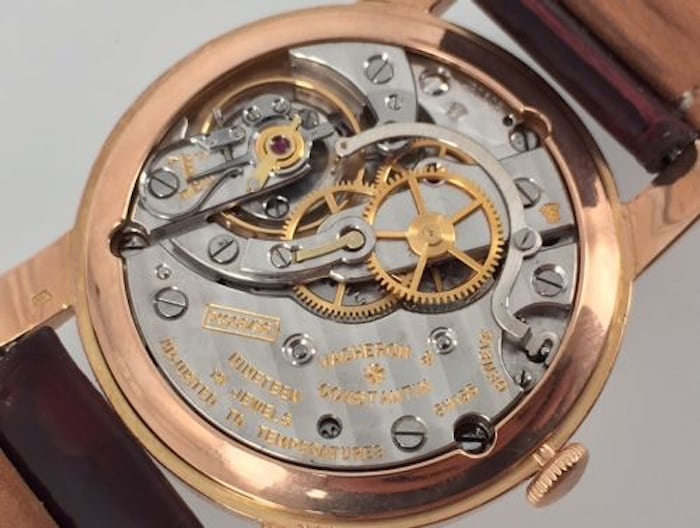 Vacheron Constantin Chronometre Royal Reference 4907 Movement 1008BS