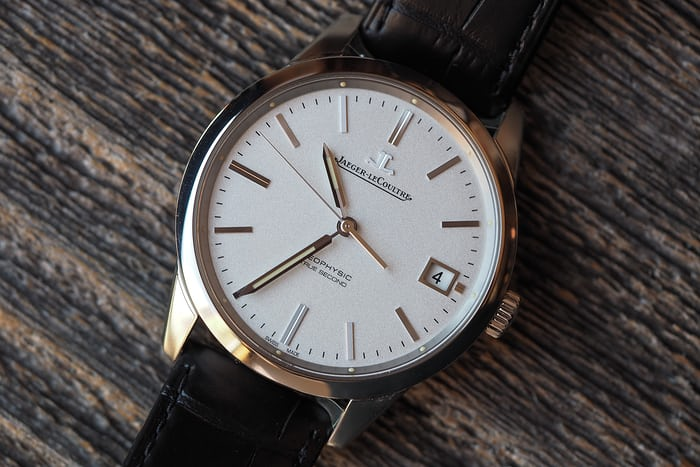 Tom McCarthy: Jaeger-LeCoultre Geophysic True Second