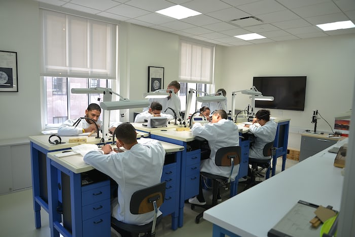 patek watchmaking school henry stern agency nyc