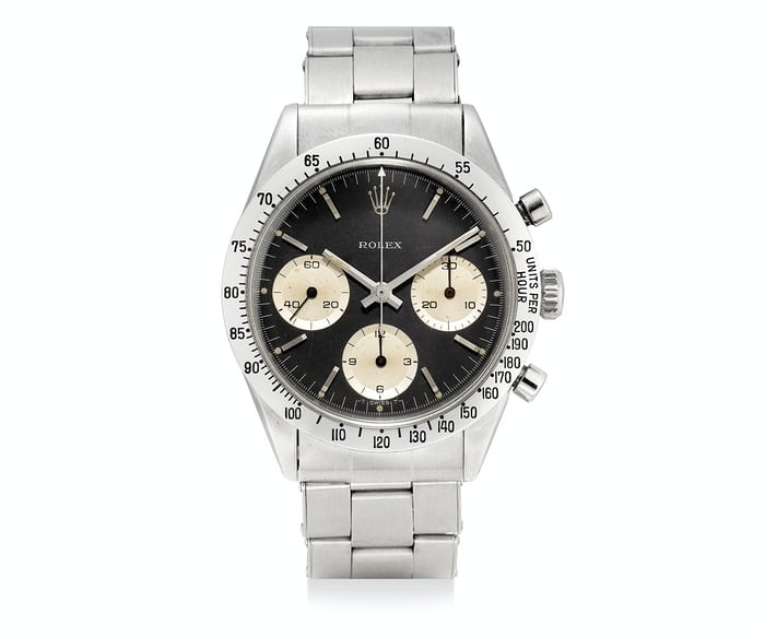 Rolex Daytona Reference 6239 With 'Solo' Dial