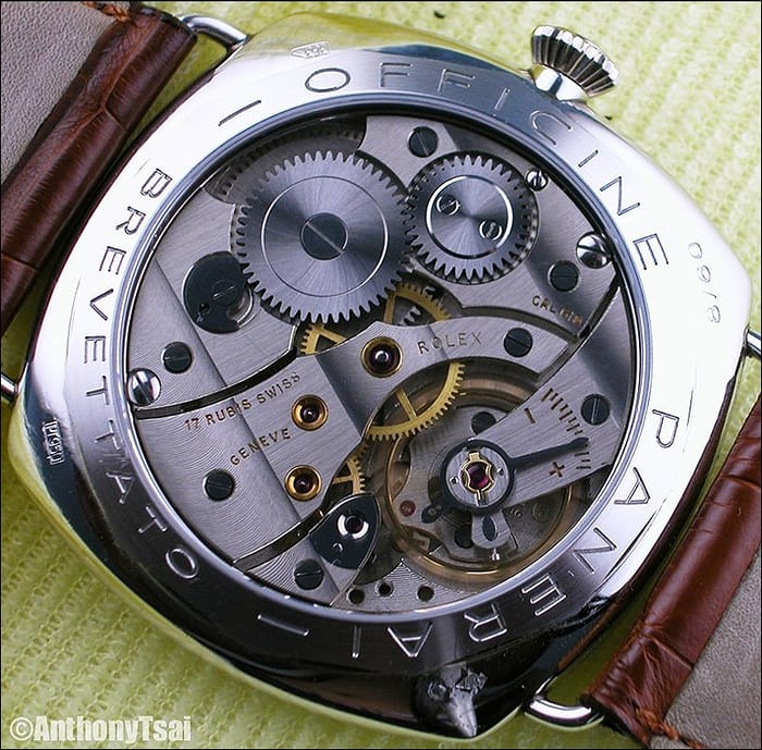 Panerai Radiomir PAM21 Movement