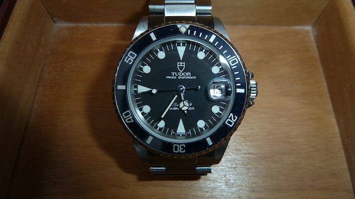Tudor Submariner Reference 76000