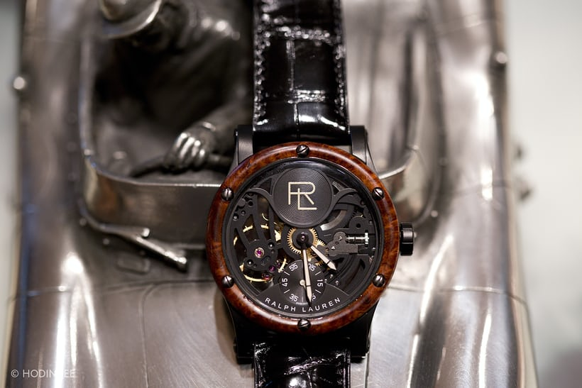Ralph Lauren Skeleton Automotive