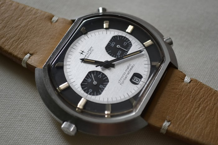 Hamilton Chrono-matic Fontainebleau Reference 11001-3