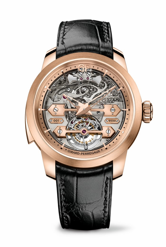 Girard Perregaux Minute-Repeater Tourbillon
