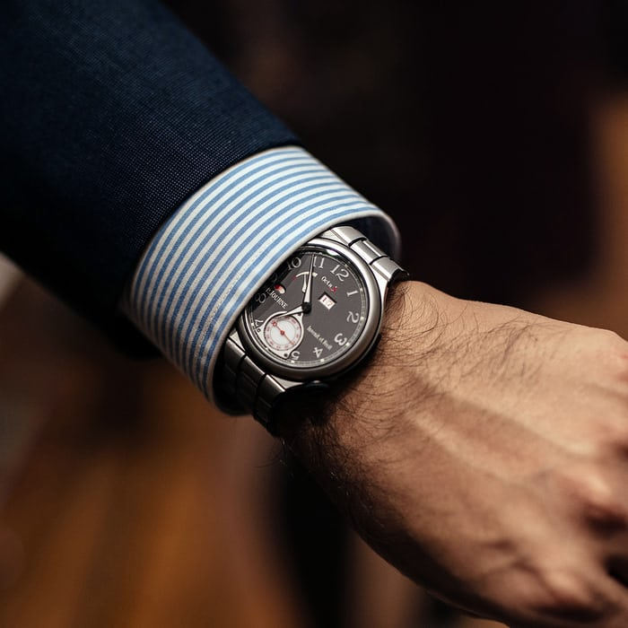 HODINKEE watch I wore most in 2015, F.P. Journe Octa Sport
