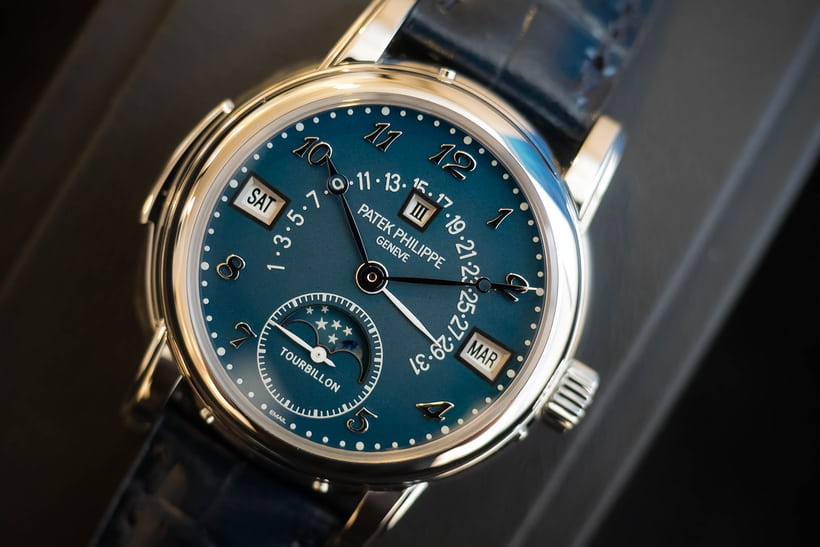 The Patek Philippe Reference 5016-A In Steel