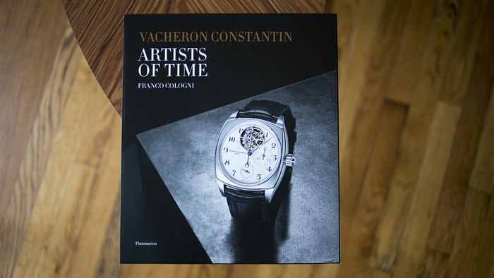 vacheron constantin: artists of time book