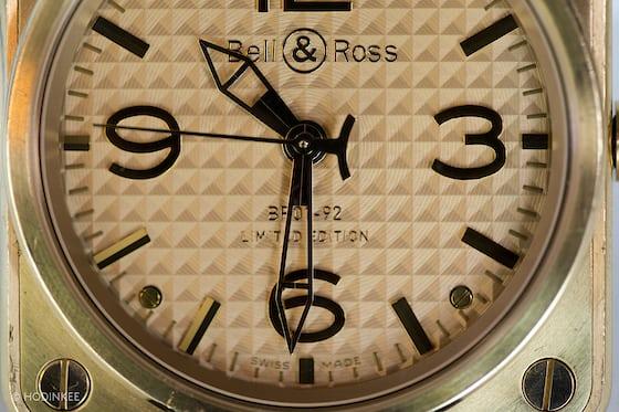 Bell & Ross BR 01-92 Gold