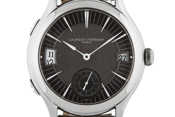 Laurent Ferrier Prototype