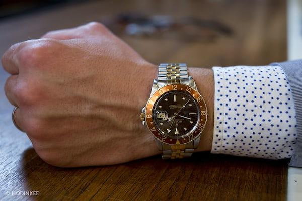 Rolex GMT 1675