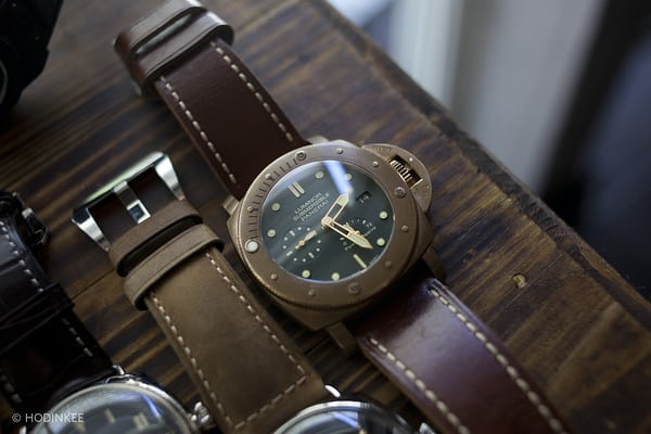 "Panerai Luminor Submersible 1950 3 Days ""Bronzo"""