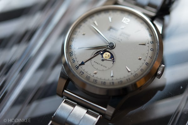 Rolex 8171 Moonphase