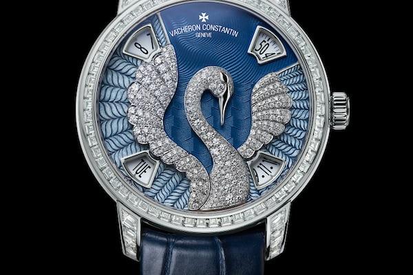 Eloge de la Nature Swan Vacheron Constantin